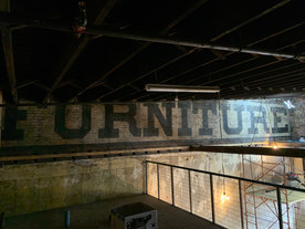 1870s-era mural hidden from view for 144 years