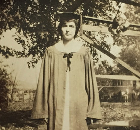 1924 HHS grad, Anna May Snyder (Chandler)
