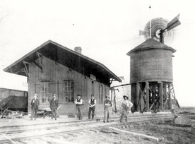 110 years ago, two Hannibal businessmen walked to Quincy