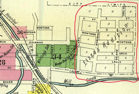 1883: Elzea farmland divided to create unique subdivision