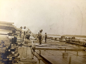 Lumber industry was king in Hannibal at the turn of the 20th Century