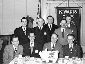 Kiwanis Spring Conference circa 1940s-1950s