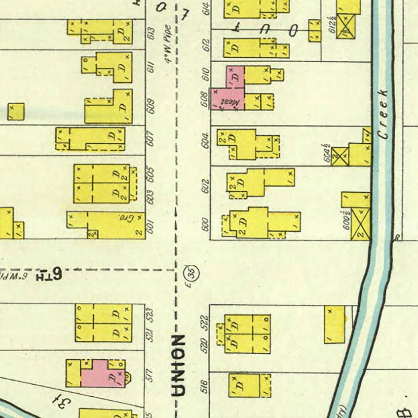 Union Street 1899
