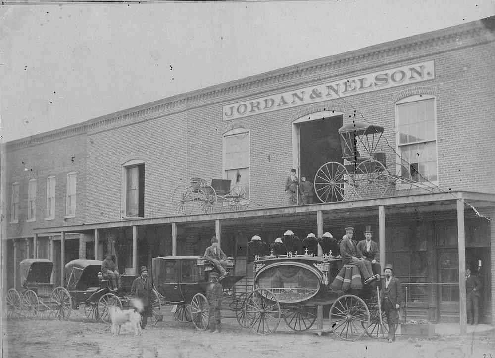 Jordan & Nelson livery 1870s vehicles.jpg