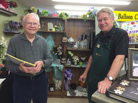 100 years in business; to celebrate, Griffen's sells roses at 1915 price