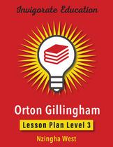 Invigorate Education Lesson Plan Book Level 3