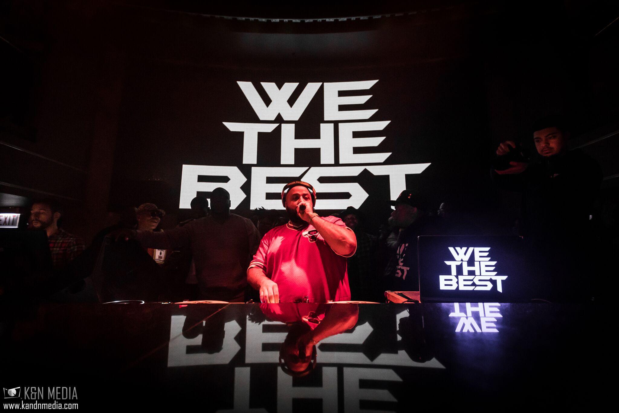 DJ Khaled (Laptop Display)
