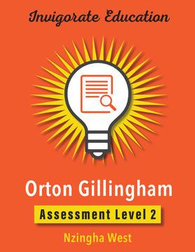 Invigorate Education Assessment Book Level 2