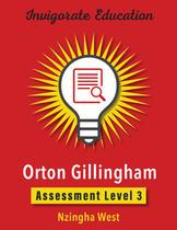 Invigorate Education Assessment Book Level 3