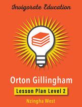 Invigorate Education Lesson Plan Book Level 2