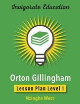 Invigorate Education Lesson Plan Book Level 1