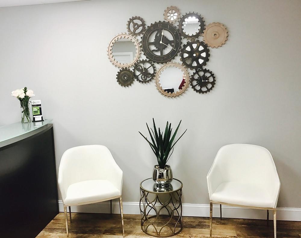 Diy Gear Mirror Wall Decor