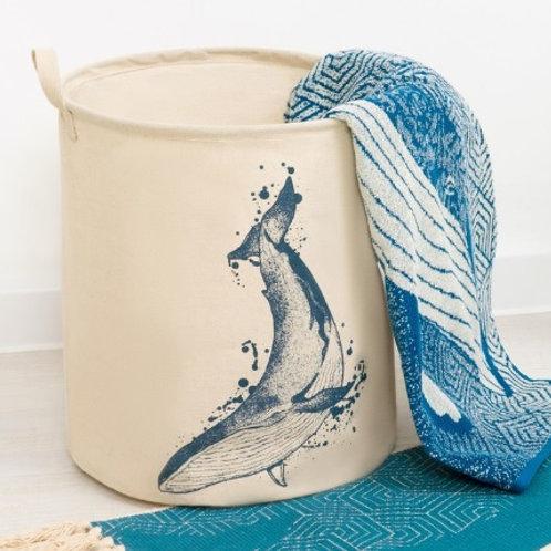 Корзинка текстильная «Кит»