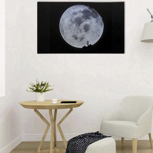 """Картина на холсте """"Луна"""""""