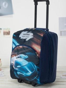 Чемодан для путешествий, 5 дизайнов