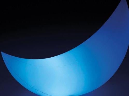 Плавающий светильник «Полумесяц»