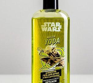 SW: Средство 3 в 1 для купания Star Wars детское