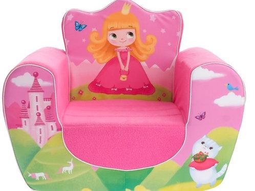 Мягкая игрушка «Кресло Принцесса»