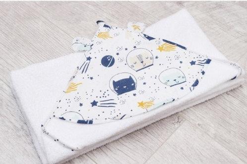 Полотенце-уголок Cute love