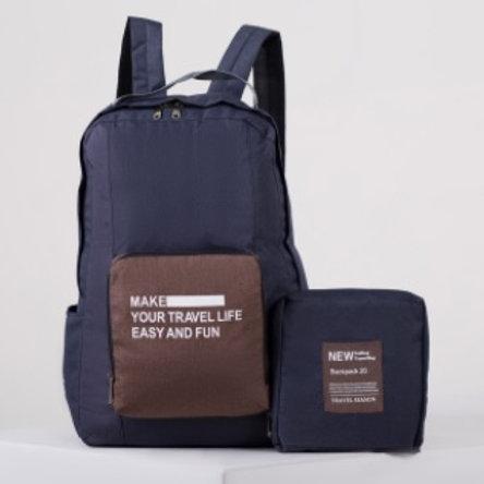 Рюкзаки для космических путешествий, складные, 4 цвета