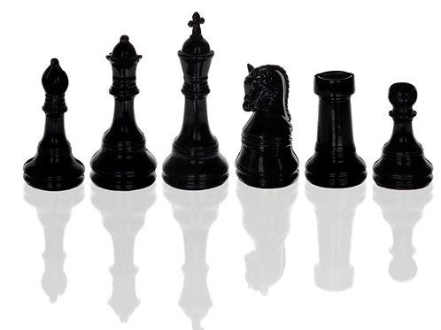 Набор шахматных интерьерных фигур
