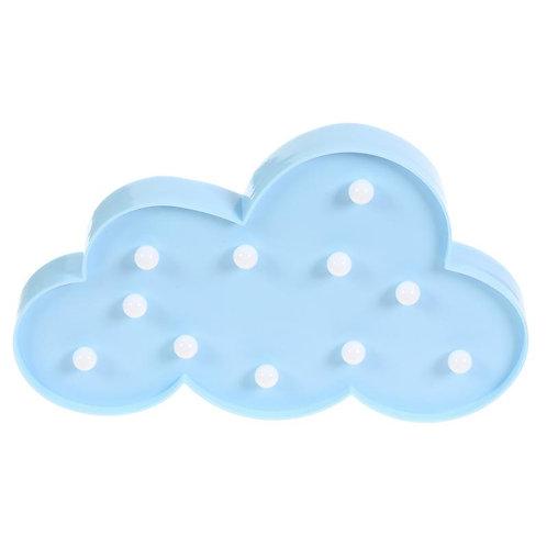 Голубое облачко, ночник