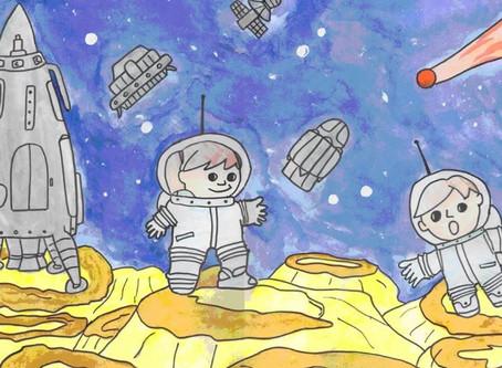 #КосмическаяИдея#6 #ЭпопеяШКОЛА