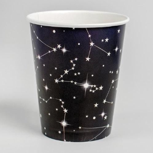 10 cтаканов бумажных«Космос»