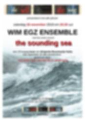 affiche wim egz sounding sea definitief.