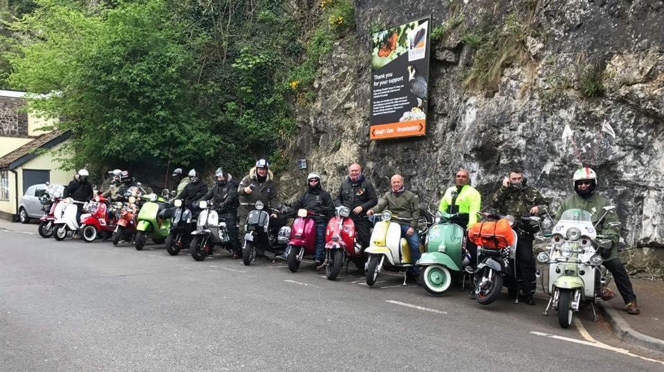 EBSA Cheddar Gorge