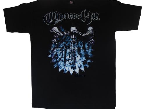 Vintage Cypress Hill 1998 Summer Tour Shirt