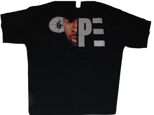 Vintage Public Enemy Chuck D Delta Tag Shirt