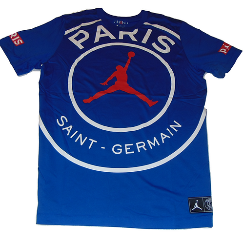 Jordan Paris Blue Shirt