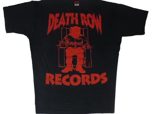 Vintage Death Row 2005 Branded Shirt