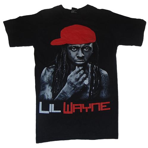 Lil Wayne 2011 I Am Still Music Tour Shirt