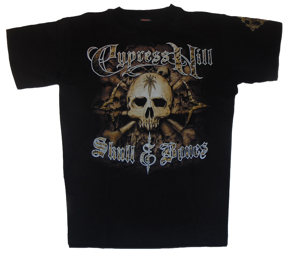 Cypress Hil Skull and Bones Front Edited