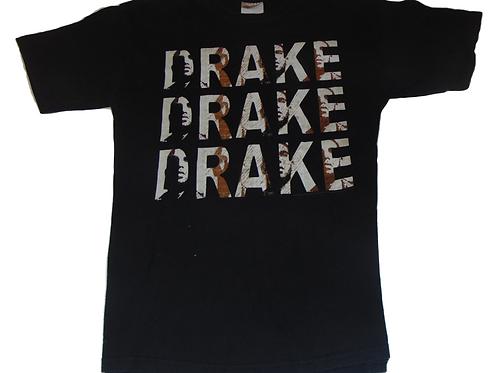 2010 Drake Logo Concert Shirt