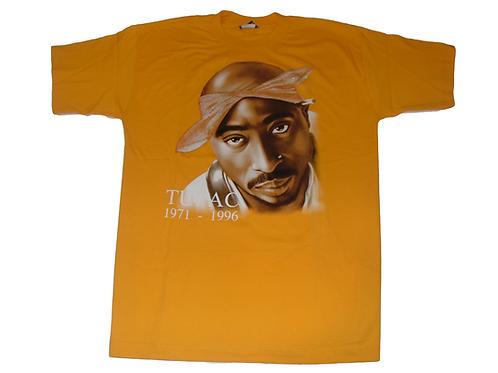 Vintage 90s 2 Pac Memorial Shirt