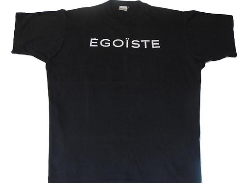 Vintage 90s Chanel Egoiste Shirt
