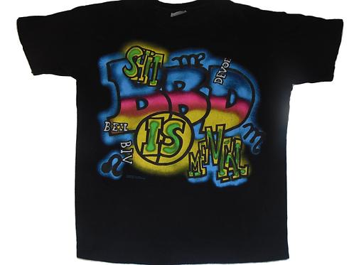 Vintage 1990  BBD Live Concer Shirt