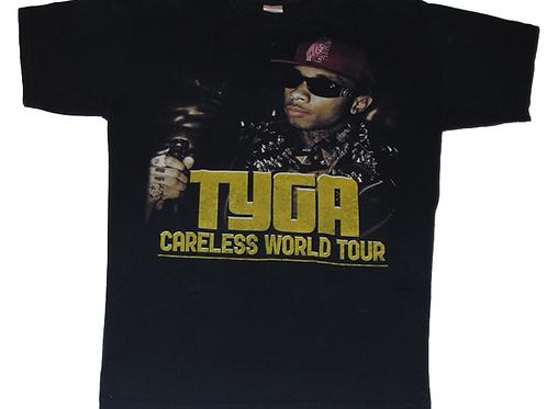Tyga Careless World Tour 2012 Shirt