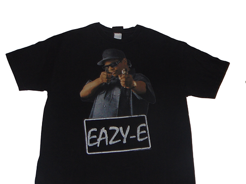 Vintage Eazy-E Ruthless Records Shirt