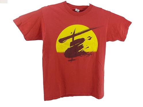 Vintage 80s  Miss Saigon Broadway Shirt