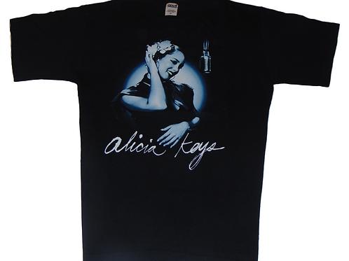 Alicia Keys Vintage 2005 Diary Tour  Shirt