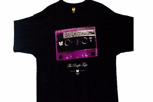Vintage Raekwon Purple Tape Shirt