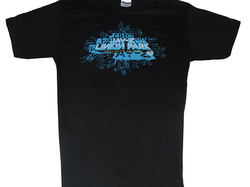 Jay-Z Linkin Park Vintage 2004 Collision Course Shirt