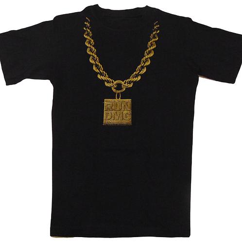 Run DMC 2007 Licensed Chain Shirt