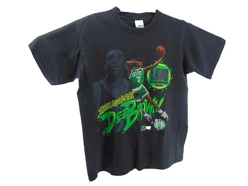 Vintage 90s Dee Brown Dunk Contest Shirt