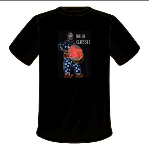 Noho Classic Circus Liquor - Black T-Shirt