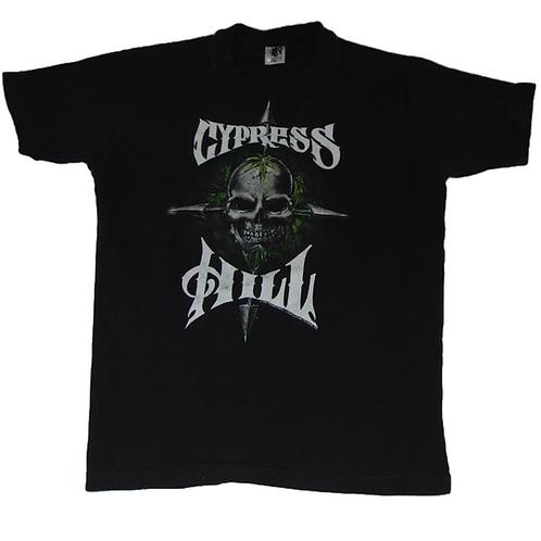 Vintage 90s Cypress Hill Lollapalooza Shirt